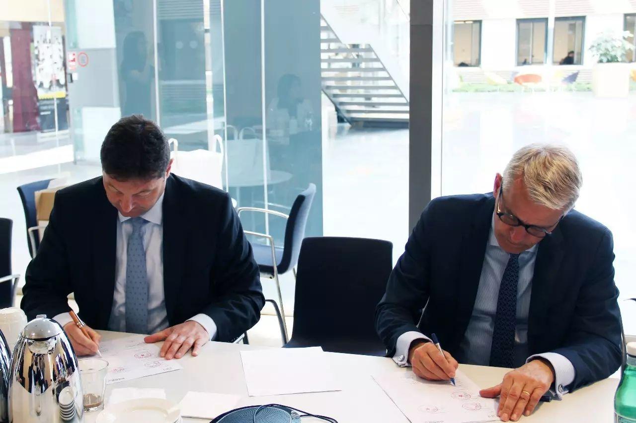 【行业发布】大北欧听力技术集团与中国新创听力零售连锁集团签署战略合作协议