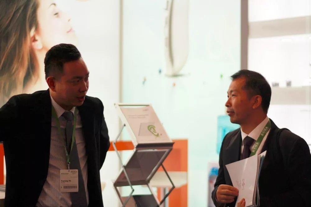 会议资讯 | 盘点 2017EUHA 里的中国制造
